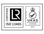 UKAS AND ISO 13485-RGB